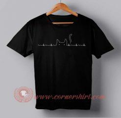 Cat Lover Custom Design T shirts
