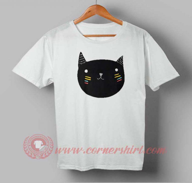 Cat Shirt Kitten Lover Custom Design T shirts