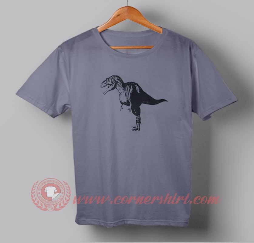 Dinosaurus Custom Design T Shirts Custom Design Shirts