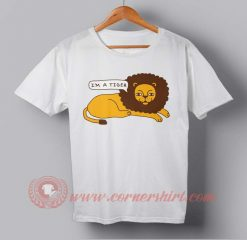 Iam A Tiger Custom Design T shirts