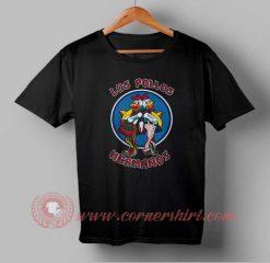 Loss Pollos Hermanos Custom Design T shirts
