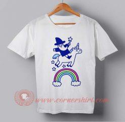 Magical Unicorn Custom Design T shirts