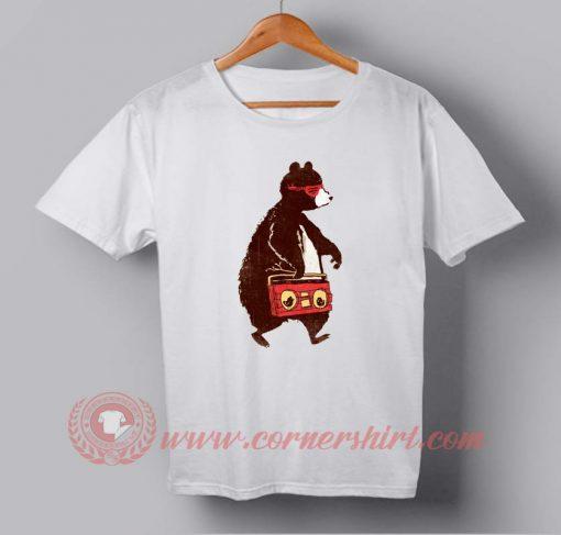 Rapper Bear Custom Design T shirts