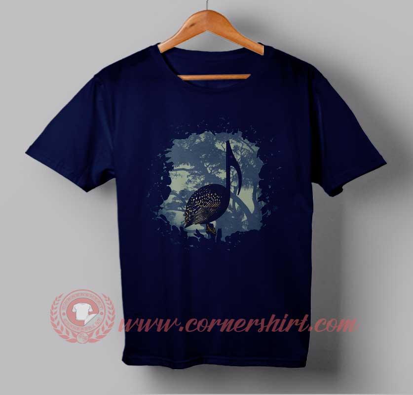 Song Bird Custom Design T shirts