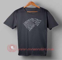 Lion Face Custom Design T shirts