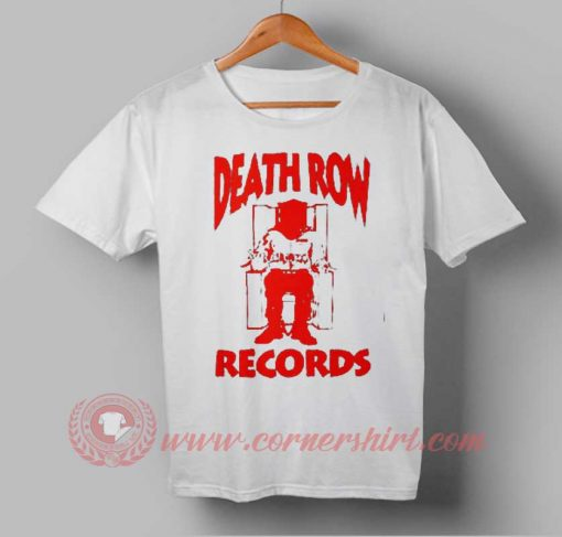 Buy Best T shirt Death Row Records T shirt For Men and Women