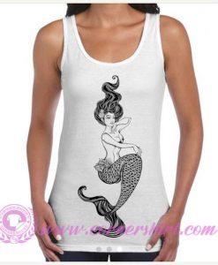 Buy Best Tank Top Mermaid Tank Top Womens Size XS,S,M,L,XL,2XL,3XL