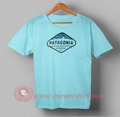 Patagonia Ventura Custom Design T shirts