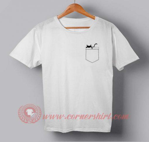 Po Cat Custom Design T shirts