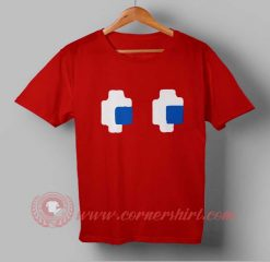 Buy Best T shirt Red Pacman T shirt Unisex For Men and Women