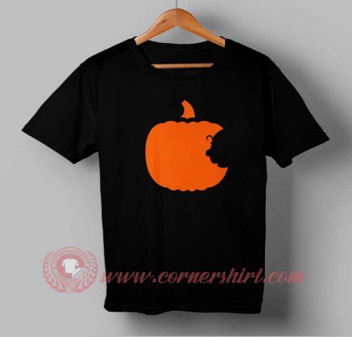 Pumpkin Charlie Brown Halloween T shirt