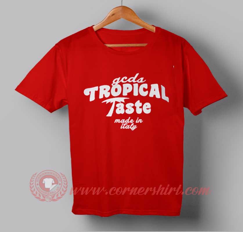 Geds tropical taste custom design t shirts for Hawaiian design t shirts