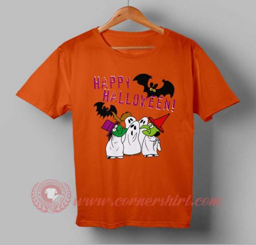 Ghost Family Party Halloween T shirt