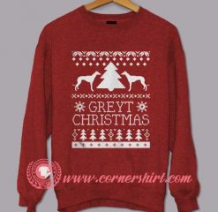 Greyt Christmas Custom Design Sweat shirts