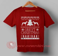 Greyt Christmas Custom Design T shirts