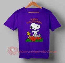 Happy Halloween Snoopy T shirt