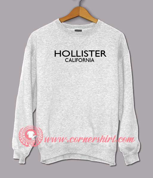Hollister sport sweatshirt male models picture Hollister design