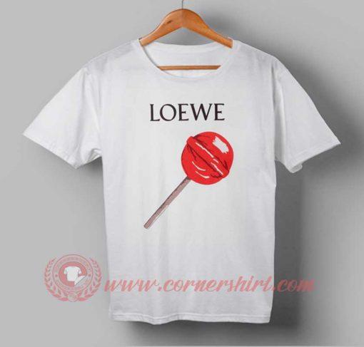 Loewe Lollipop Custom Design T shirts