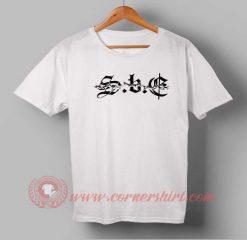 Sad Boys Entertainment Custom Design T shirts
