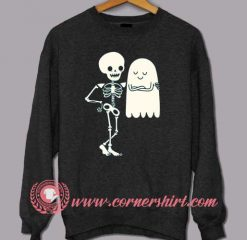 Bones Seduction Halloween Sweatshirt