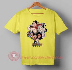 Skam TV Custom Design T shirts
