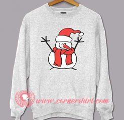 Snow Boy Santa Custom Design Sweat shirts