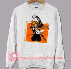 Sora Halloween Sweatshirt