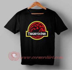 Targaryen Park Custom Design T shirts