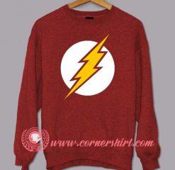 The Flash Custom Design Sweat shirts