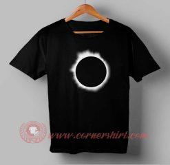 Total Solar Eclipse Custom Design T shirts