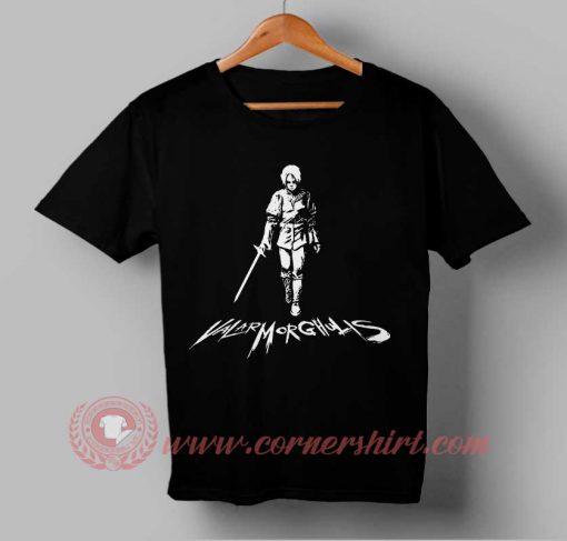 Valar Morghulis Custom Design T shirts