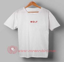 Wolf Custom Design T shirts