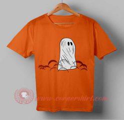 Funny Ghost Boo Halloween T shirt