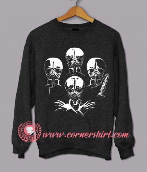Cantina Band Halloween Sweatshirt