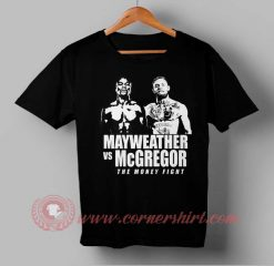 The Money Fight Custom Design T shirts