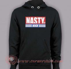 Hoodie pullover - Nasty Kick