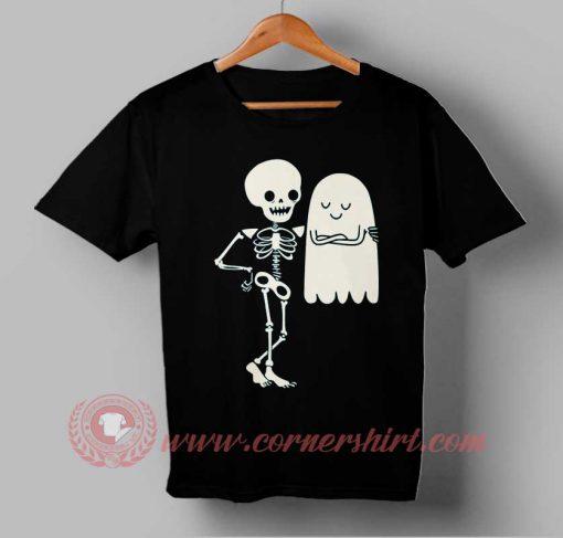 Bones Seduction Halloween T shirt