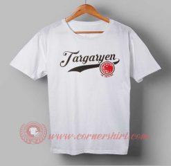 Targaryen Custom Design T shirts