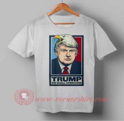 Trump We Shall Overcomb T shirt