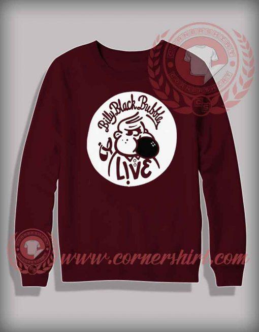 Billy Black Bubbles Sweatshirt