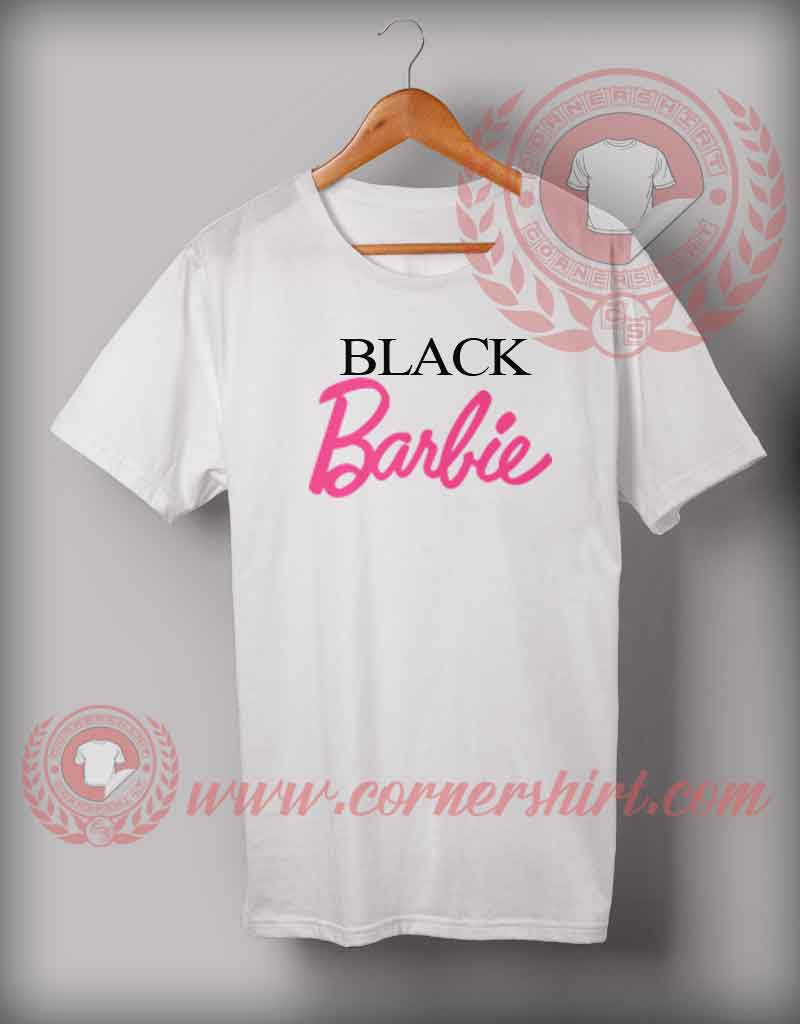 Black Barbie Nicki Minaj T Shirt Custom Design T Shirts