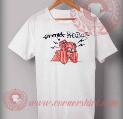 Cheap Custom Made T shirts Capctha Robot