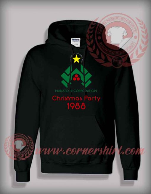 Christmas party 1988 Hoodie Funny Christmas Gifts For Friends