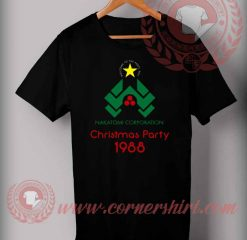 Christmas Party 1988 T shirt Funny Christmas Gifts For Friends