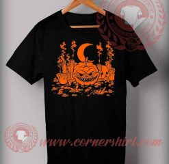 Crescent Pumpkin T shirt