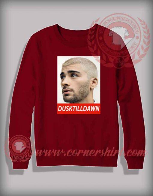 Zayn Malik Dusk Till Dawn Sweatshirt