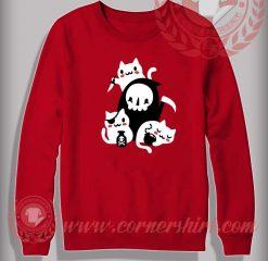 Dead Little Helper Halloween Sweatshirt