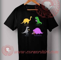 Cheap Custom Made Dinosaurs Best Friends T shirts