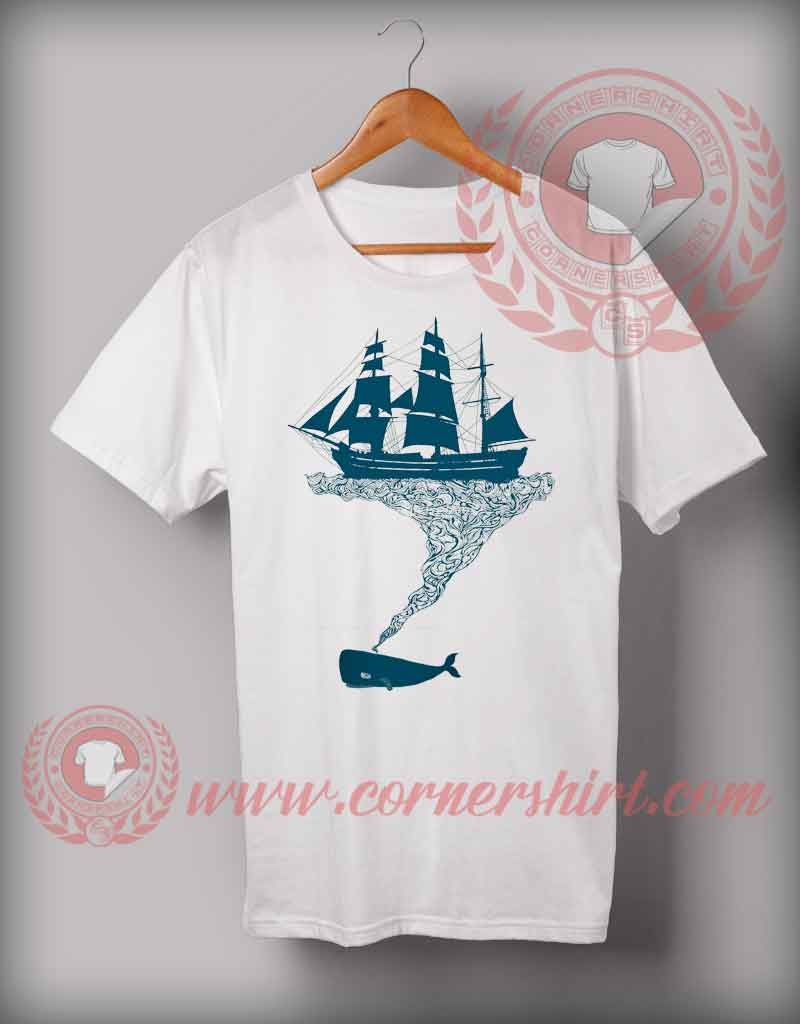 Cheap custom made t shirts exhaling flotsam custom for Design cheap t shirts