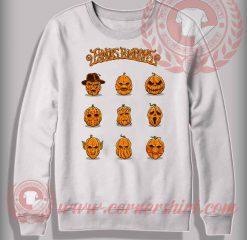 Famous Pumpkin Sweatshirt